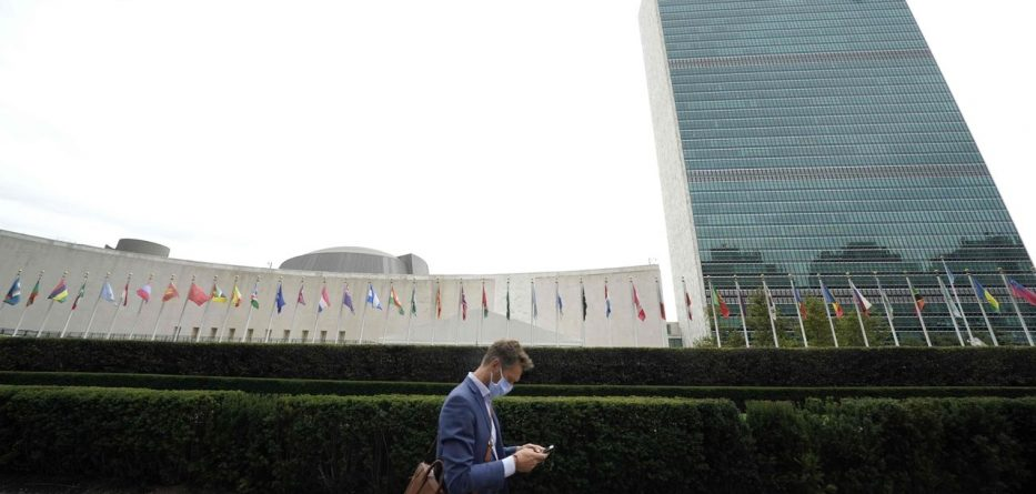 U.N. Usual Assembly to Convene Remotely, With World Looking out at Trump, Rouhani
